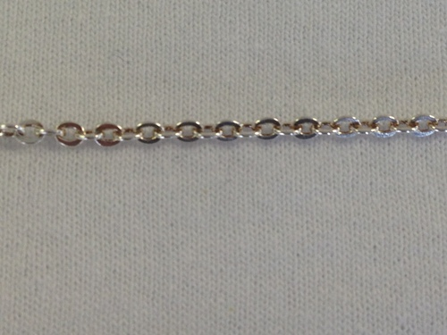 Photo of STERLING SILVER CHAIN 1754
