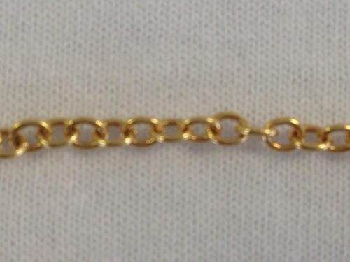 Photo of BRASS MISSION CHAIN 2510B