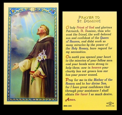 Photo of ST DOMINIC 800-155