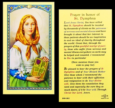 Photo of ST DYMPHNA 800-282